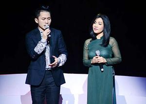Tùng Dương, Mỹ Linh sẽ thể hiện cùng dàn nhạc giao hưởng ca khúc
